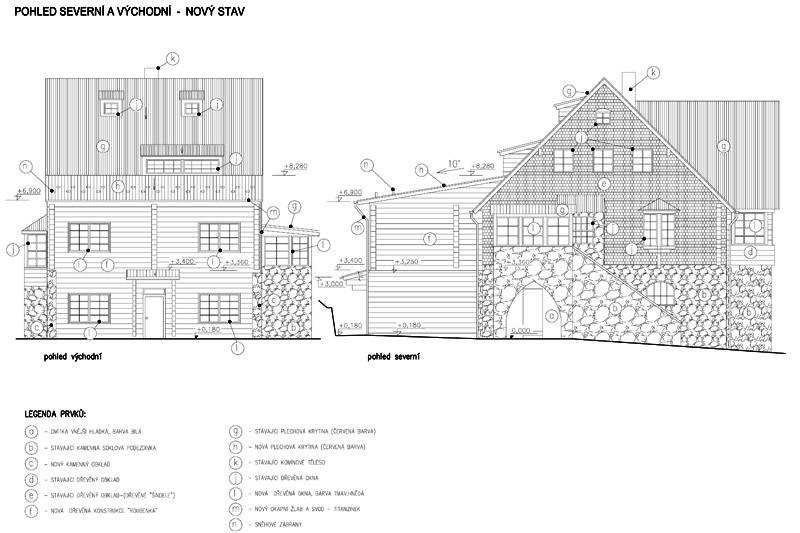 Pristavba Vily Penzion U Holubu Architektonicky Atelier Kromeriz